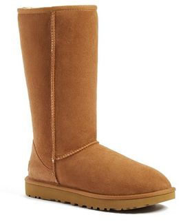 Ugg 'classic Ii' Genuine Shearling Lined Tall Boot