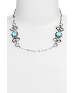'aegean' Station Necklace