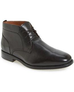 'branning' Chukka Boot