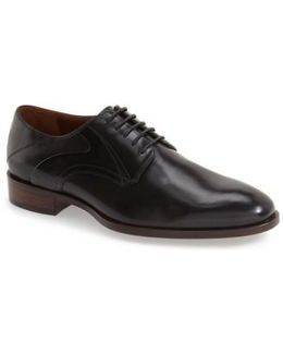 'nolen' Plain Toe Derby