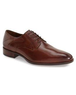'nolen' Plain Toe Derby
