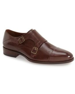 'nolen' Double Monk Strap Shoe