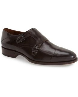 'nolen' Double Monk Strap Shoe