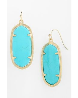 'elle' Drop Earrings