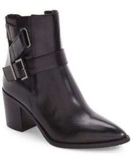 Quincie Strappy Chelsea Boot