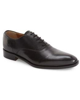 Top Coat Plain Toe Oxford