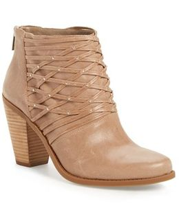 'claireen' Woven Bootie