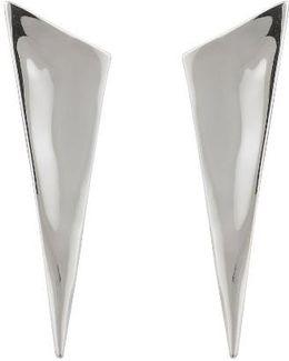 Angular Drop Earrings