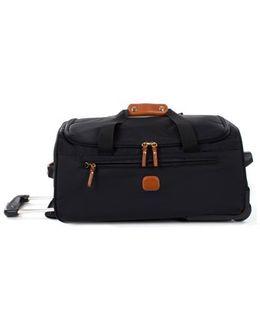 'x-bag' Carry-on Rolling Duffel Bag
