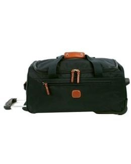 'x-bag' Carry-on Rolling Duffel Bag