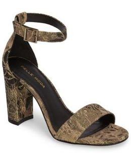'bonnie' Ankle Strap Sandal