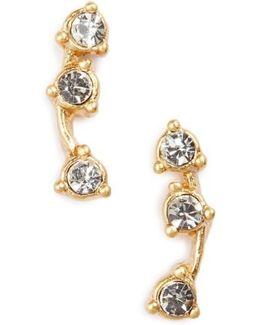'gemline' Stud Earrings
