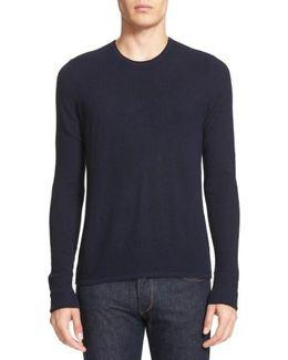 'giles' Lightweight Merino Wool Pullover