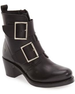 'sabrina' Double Buckle Boot