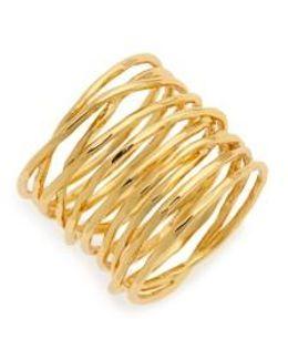 'lola' Coil Ring