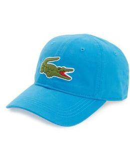 'big Croc' Logo Embroidered Cap