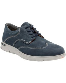 Clarks 'unstructured - Byner Way' Wingtip Oxford