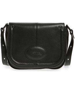 'small Mystery' Leather Crossbody Bag