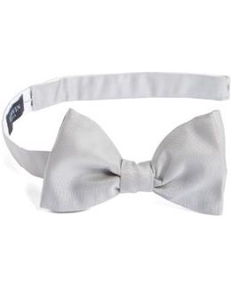 'paris' Silk Bow Tie