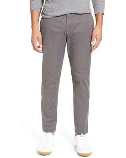 'p55' Straight Leg Stretch Pants