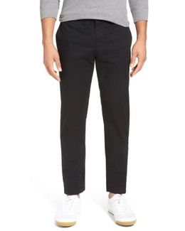 'p55' Straight Leg Stretch Pants