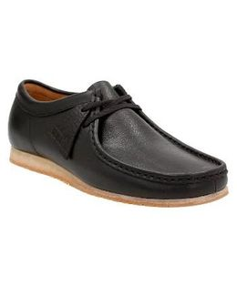 Clarks Wallabee Step Moc Toe Lace-up Shoe