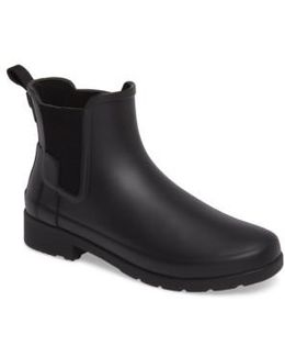 'refined - Chelsea' Two-tone Boot