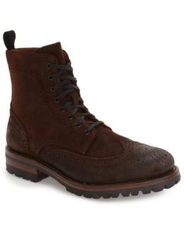George Wingtip Boot