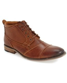 'jabbar' Cap Toe Boot