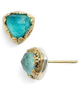 'iliada' Doublet Stud Earrings