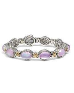 'iliada' Stone Link Bracelet
