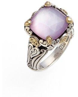 'iliada' Doublet Ring