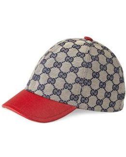 'junior' Check Hat