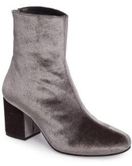 Cecile Block Heel Bootie