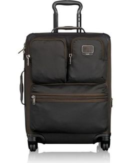 'alpha Bravo - Kirtland' Continental Wheeled Carry-on