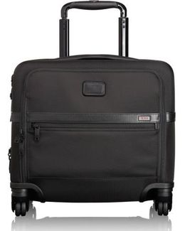 'alpha 2' Expandable Wheeled Briefcase