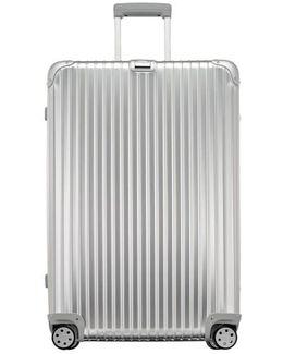 Topas 32-inch Multiwheel Aluminum Packing Case - Metallic