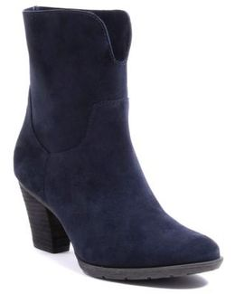 Fay Waterproof Suede Ankle Boots