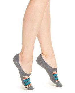 'serape Stripe' Low Profile Socks
