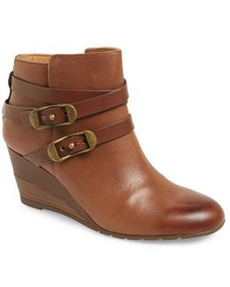 'oakes' Wedge Bootie