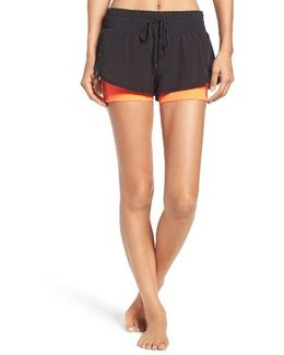 Zippy Double Layer Performance Shorts