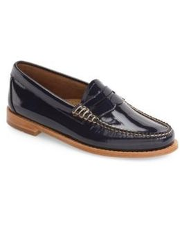 Whitney Leather Loafers