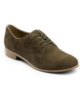 'ella' Leather Oxford