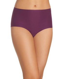 High Waist Seamless Briefs