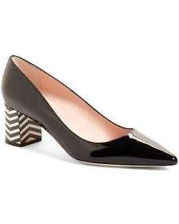 'milan Too' Pointy Toe Pump