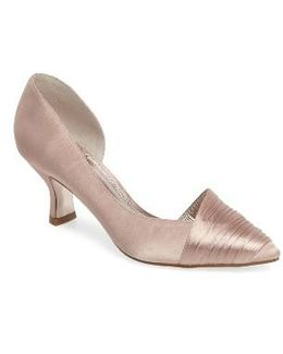 'harriet' Half D'orsay Pump