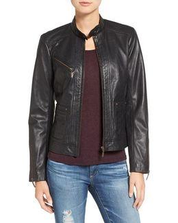 Kirwin Leather Jacket