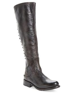Surrey Lace-up Over The Knee Boot
