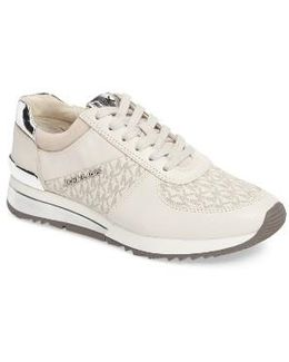 Allie Metallic Sneaker