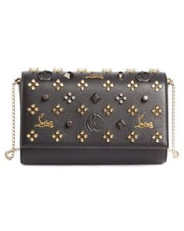 Paloma Empire Calfskin Clutch